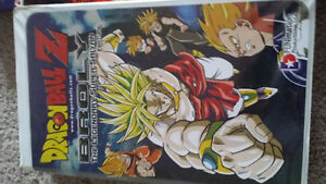 Dragonball Z - Broly + other VHS London Ontario image 2