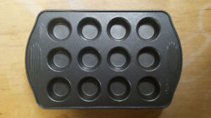Mini Muffin Baking Trays