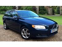 2008 Volvo V70 D5 SE Lux Auto High Peformance Automatic Diesel Estate