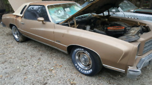1976-1977 monte carlo part out