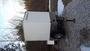 STEALTH TRAILER LIKE NEW SEE FOR YOUR SELF