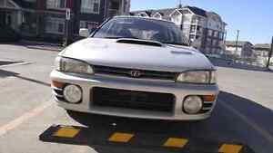 1995 Subaru Impreza WRX Sportwagon