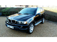 """SOLD"" 2003 LHD BMW X5 3.0D MANUAL DIESEL 4X4 *SPORT* LEFT HAND DRIVE, SPANISH"