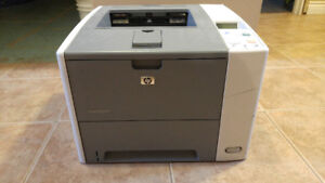HP P3005DN LaserJet Printer