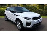 2018 Land Rover Range Rover Evoque 2.0 TD4 HSE Dynamic 3dr Automatic Diesel Coup