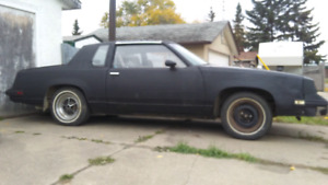 T tops 1986 Oldsmobile cuttlas supreme