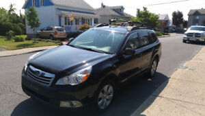 2012 Subaru Outback Familiale  SHOWROOM