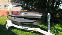 Yamaha Wave Runner 650 batterie neuve trailer inclus YAMAHA