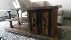TV stand/ entertainment hutch