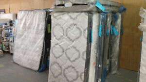 Twin Mattresses – Liquidation Priced – We Pay the HST