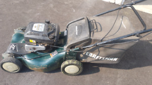 Craftsman Lawnmower (21 inch) for sale