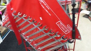 Two new wrench sets 6 point metric standard