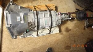 Tremec3650 trans and drivetrain parts out of mustang gt 4.6 5spd