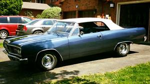 1965 Pontiac Acadian Convertible