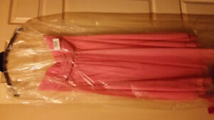 Pink Bridesmaid dress size 12