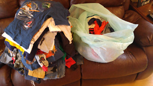 Boys clothes 2 and 3