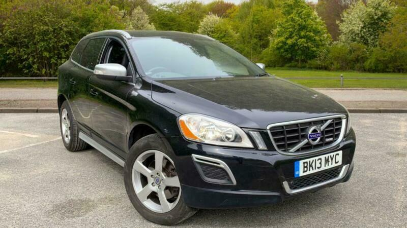2013 Volvo Xc60 D4 R Design Auto W High Perfo Automatic Diesel Estate In South Croydon London Gumtree