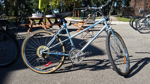 Retro Supercycle Ascent