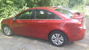 Red Cruze For Sale! (Negotiable!)