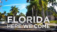 Florida Bus Tour - pick-up in Moncton