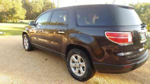 2009 Saturn OUTLOOK Dark purpke SUV, Crossover