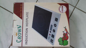 CROWN Induction Hotplate