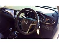 2017 Vauxhall Mokka X Mokka X Design Nav 1.6i 115PS Manual Petrol Hatchback