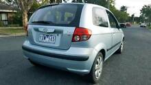 Hyundai Getz Hatchback 1 YEAR REGO+SERVICE BOOKS/NO R.W.C Burwood Whitehorse Area Preview
