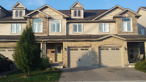 Newer perfect condition Townhouse in the South End of Guelph