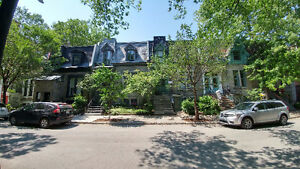 FURNISHED RENOVATED 4 ½ Near Concordia (2 MIN WALK) McGill QUIET City of Montréal Greater Montréal image 9