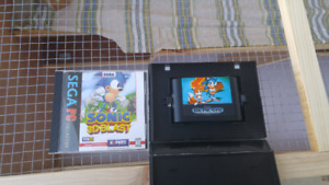 Sonic 2 and 3D blast