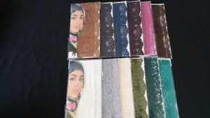 Hijab,  scarf,  jewelry , head band.