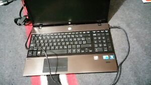 hp probook for sale in excellent condition,like new