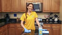 House cleaner and area manager - Starting pay $16.00/hr