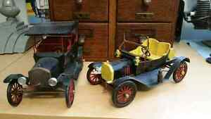 Unique Vintage Hand Made Toy Cars & Trucks, Model A, T, Train London Ontario image 7