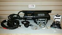 Used Polaris 2500 lbs winch kit in great shape, works good.