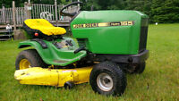 REAL JOHN DEERE 165    READY TO WORK