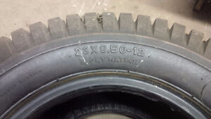 Carlisle Tractor Turf tires 23x9.5x12