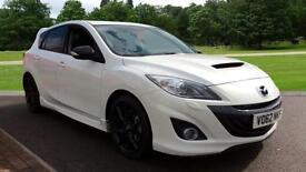 2012 Mazda 3 2.3T MPS 5dr Manual Petrol Hatchback