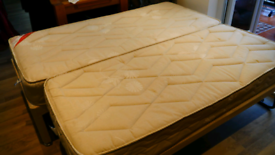 Divan bed with trundle