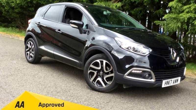 2017 Renault Captur 1 2 TCE Dynamique S Nav 5dr Manual Petrol Hatchback    in Warrington, Cheshire   Gumtree