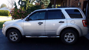 Ford escape 4x4 V6 xlt