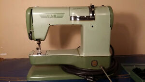 Elna supermatic / Sewing machine
