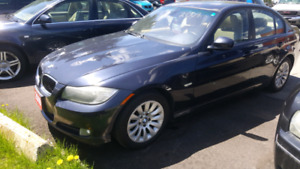 2009 BMW 323i  TWO YEAR  WARRANTY INCLUDED