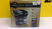 Machine a Cafe Keurig Rivo r500 Flambait Neuf