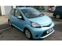 2014 Toyota Aygo 1.0 VVT-I MOVE 5-Door hatch.Low mileage.Zero Tax Petrol, Manual