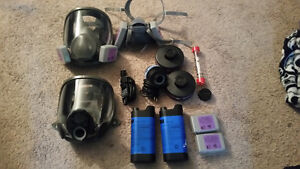 Hepa Masks with extras
