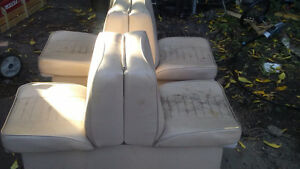 Pleather boat seat $100 for the pair