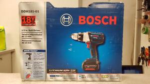 Bosch Brute Cordless 3.0Ah Drill Set