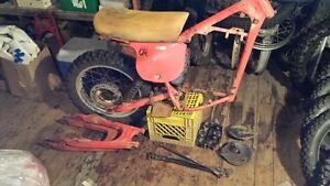 1979 Honda CR250R Elsinore Parts